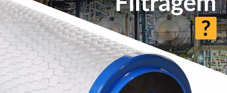 Filtração ou Filtragem?